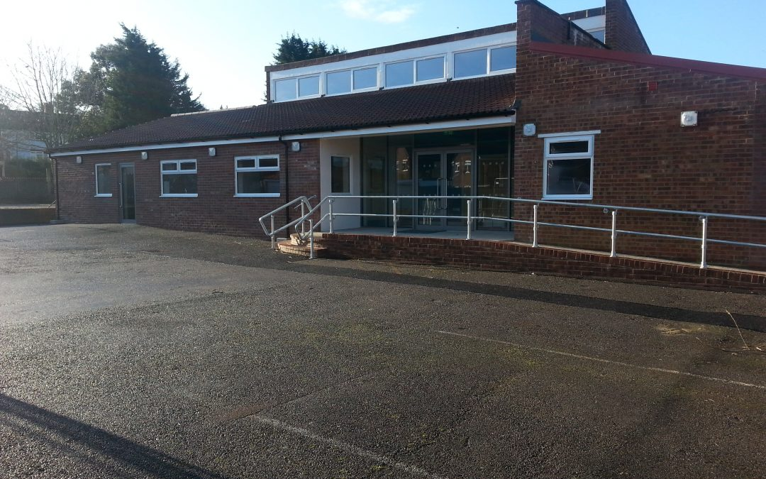 A New Lease of Life for Dean Court Community Centre!