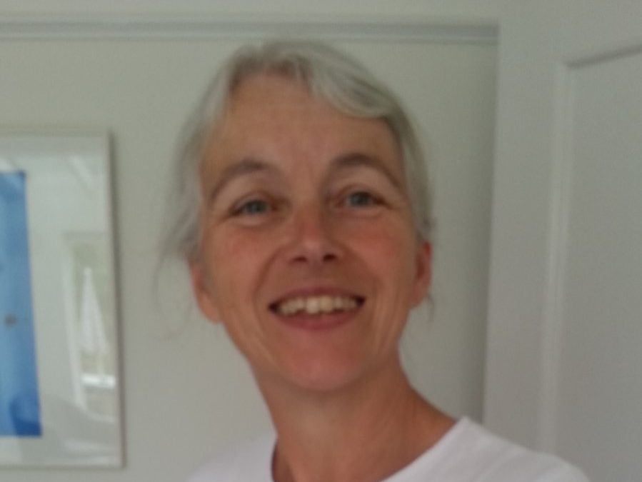 Volunteer of the Month (belatedly!) – Jackie Cartwright